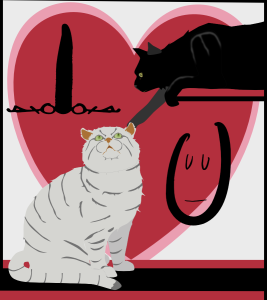 valentine-cats